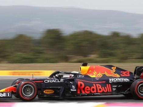 Verstappen largará desde la pole con Mercedes en el 2 y 3 del GP de Francia