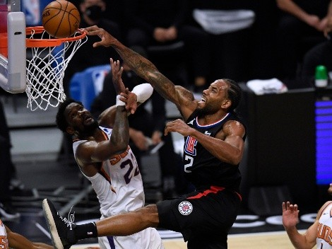 Phoenix Suns y L.A Clippers animan la primera final de Conferencia de la NBA