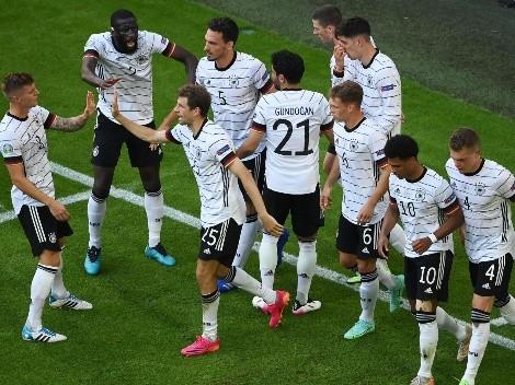 ¿Cuándo juegan Alemania contra Hungría por la 3° fecha de la Eurocopa?