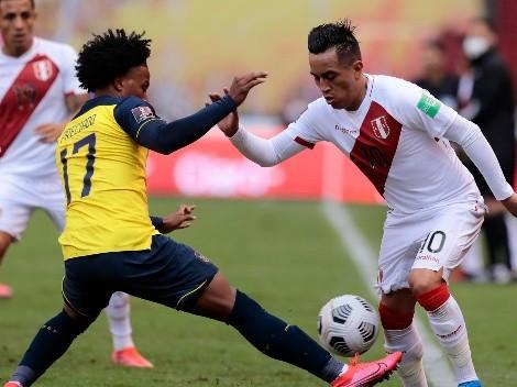 ¿Cuándo juega Perú vs Ecuador por Copa América?