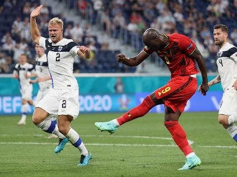 Bélgica derrota a Finlandia y se clasifica con puntaje perfecto