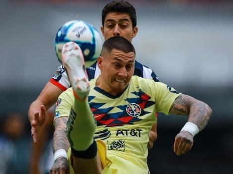 América le busca club a Nico Castillo en la MLS