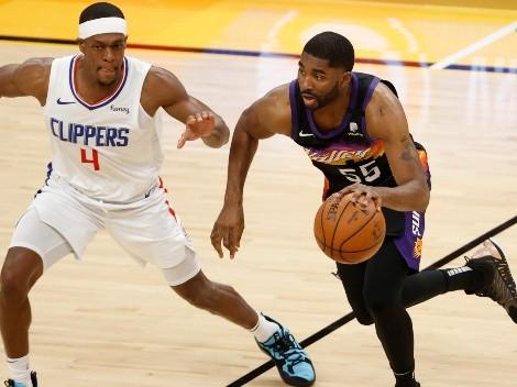 L.A Clippers vs Phoenix Suns disputan la tercera final de Conferencia en la NBA