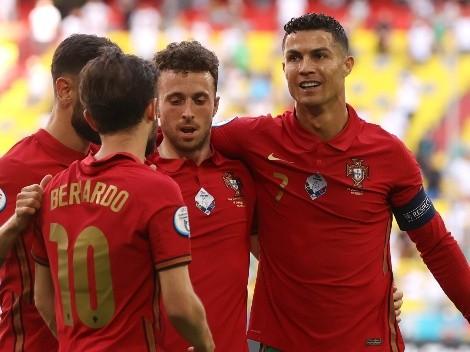 ¿Cuándo juegan Bélgica y Portugal por los octavos de la Euro?