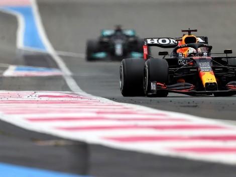 ¿Cuándo comenzará el Gran Premio de Estiria de la Formula 1?