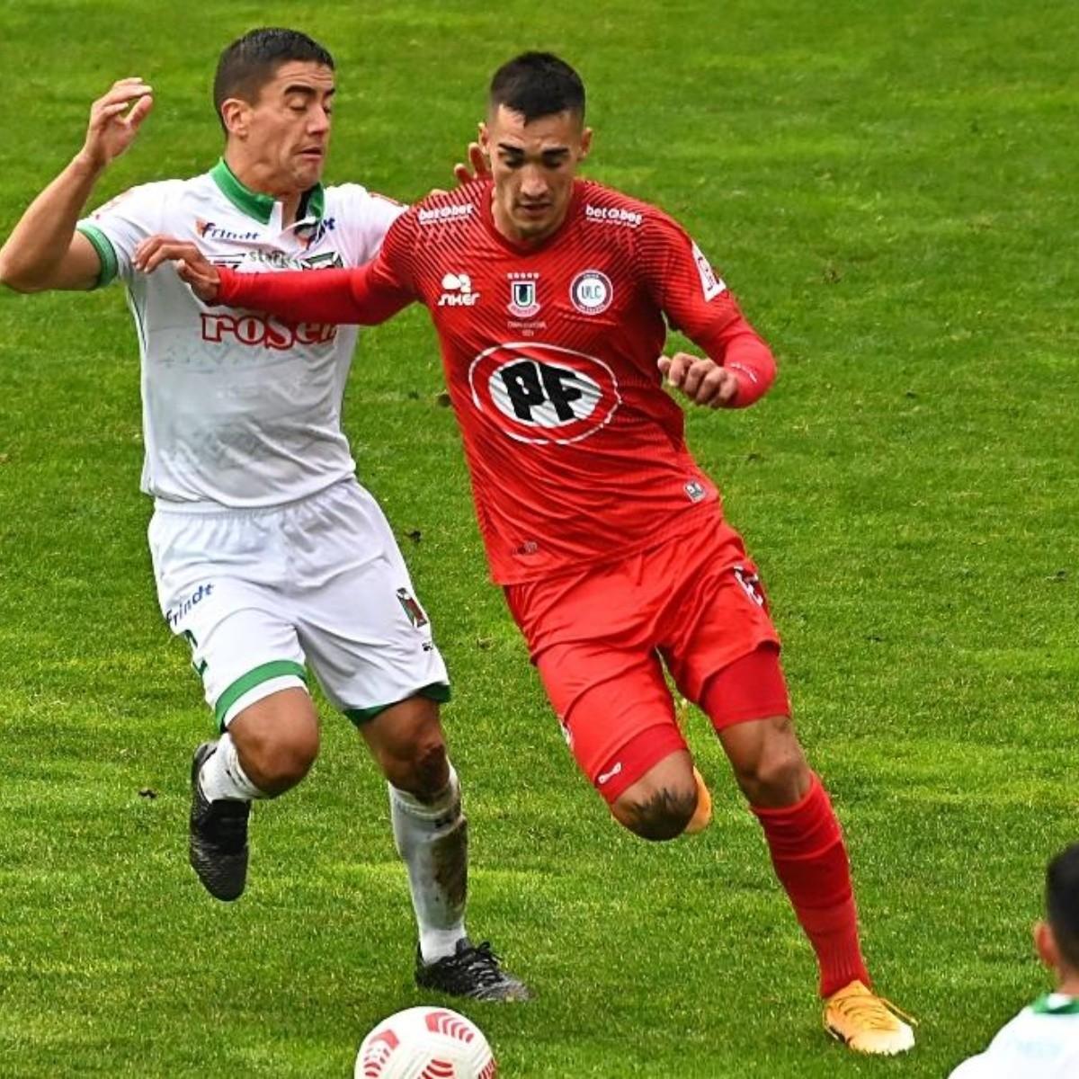 Unión La Calera vs Deportes Temuco   Ver EN VIVO, ONLINE Y POR TV el partido de la 2° fase de Copa Chile   RedGol