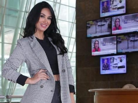 Pamela Díaz tendrá doble militancia televisiva