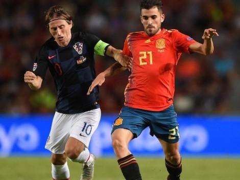 Croacia y España se enfrentan en duelo de cuestionados