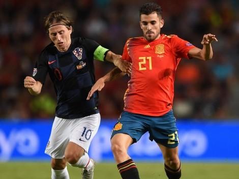 Horario: Croacia busca su lugar entre los ocho mejores ante España