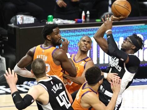 ¿Dónde ver el 4° juego de la final de Conferencia entre los Suns y Clippers?