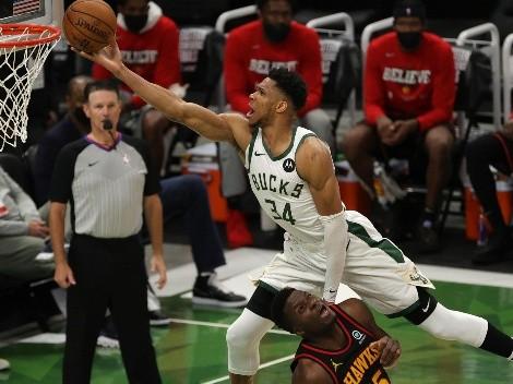 NBA: Bucks y Hawks salen a desnivelar la serie con el 3° juego de la final