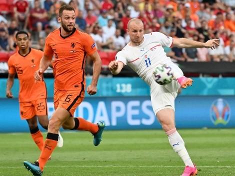 ¡Batacazo! República Checa se mete en cuartos de Eurocopa