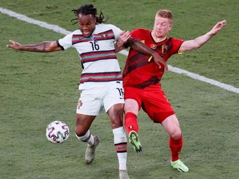 Eden Hazard y De Bruyne están bien para el resto de la Euro
