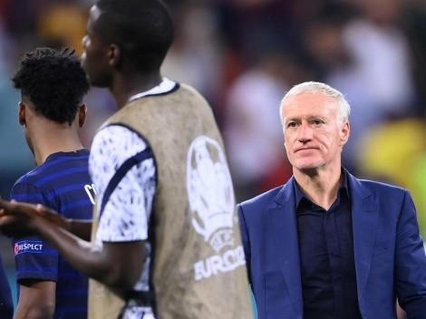 Sentencian a Didier Deschamps en Francia tras eliminación