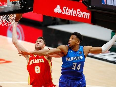 Hawks y Bucks se miden en el 4° juego de la final de conferencia de la NBA