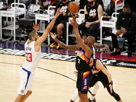 ¿Cuándo y a qué hora juega LA Clippers vs Phoenix Suns la final de la Conferencia Oeste?