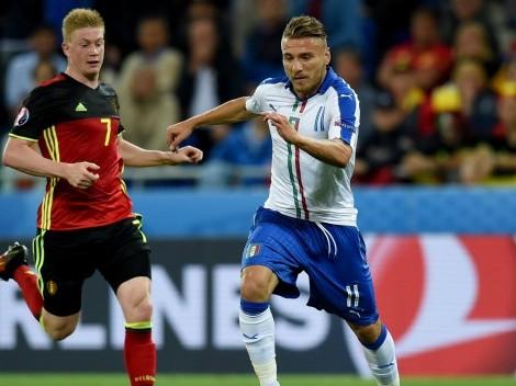 ¿Cuándo juega Bélgica vs Italia por la Eurocopa?