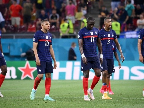 Revelan polémica pelea de Pogba en el vestuario francés
