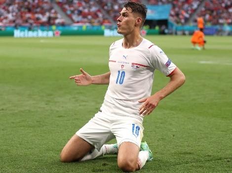 ¿Cuándo juega República Checa vs Dinamarca por la Eurocopa?