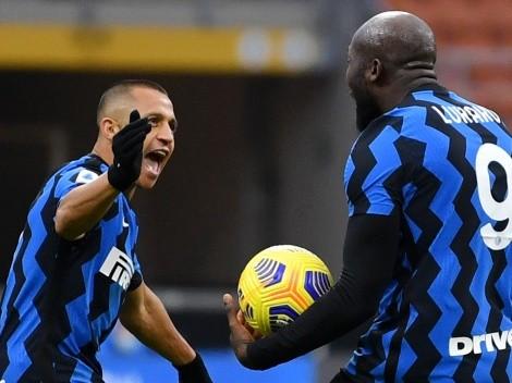 Inter proyecta la dupla Alexis-Lukaku para la próxima temporada