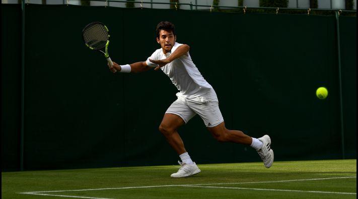 Cristian Garin aparecerá al menos en el lugar 16 del Ránking ATP la próxima semana, tras su gran trabajo en Wimbledon