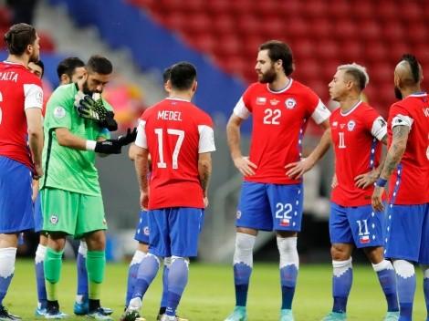 El favorito para Chile vs Brasil en el primer tiempo