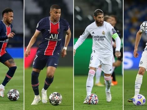 El equipazo que proyecta PSG con Ramos y más fichajazos