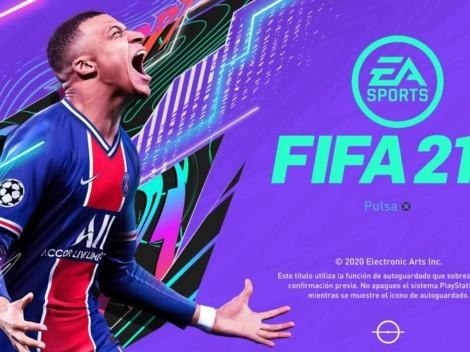 FIFA 21 está con un 86% de descuento para PS4 a PS5