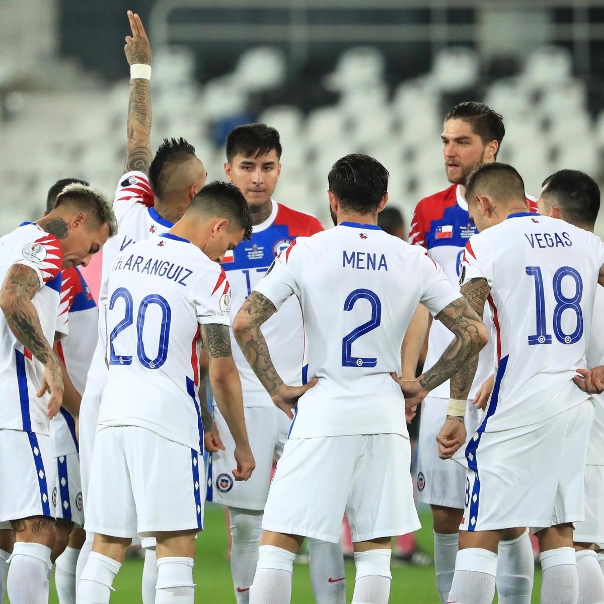 Copa América: Chile vs Brasil: Uno a uno: La Roja hace sufrir a Brasil y se va con la frente en alto de la Copa América | RedGol