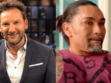 Sergio Rojas revela reacción de Daniel Fuenzalida por video del Chino Ríos