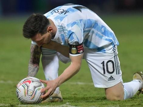 """Messi sigue soñando con la copa: """"Dimos un pasito más"""""""