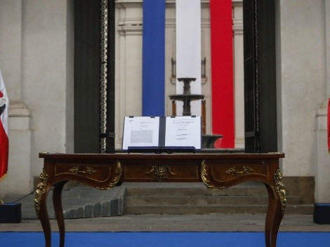 ¿Cuál es el plazo para presentar el texto constitucional?