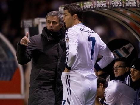 """Mourinho sobre CR7: """"Tengo un problema con los egocéntricos"""""""