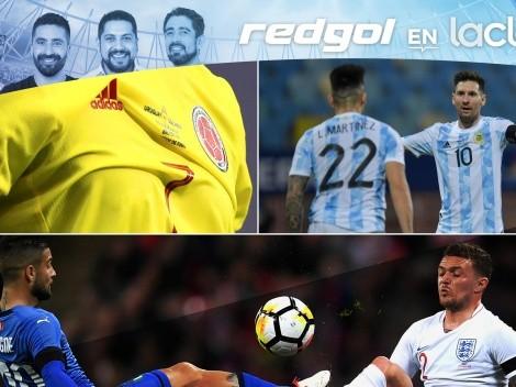 La previa de Italia vs España y más en RedGol en La Clave