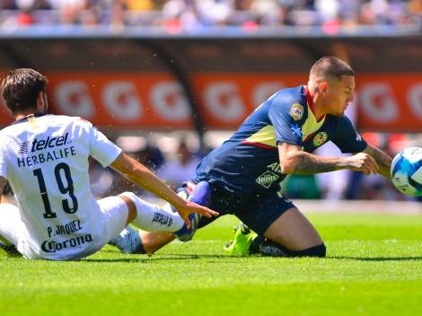 Castillo hace potente llamado tras volver al fútbol con el América