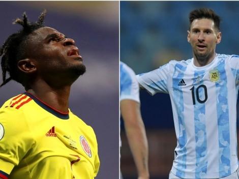 El favorito para Argentina vs Colombia en la Copa América