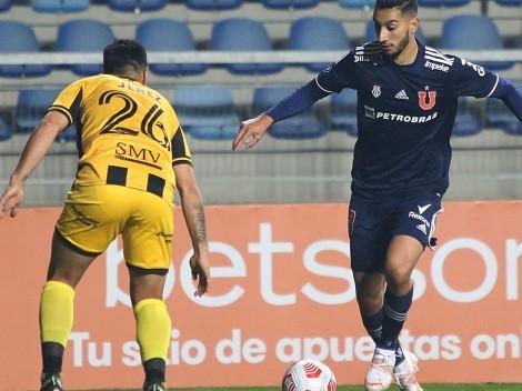 Franco Lobos asume el fracaso de la U en Copa Chile