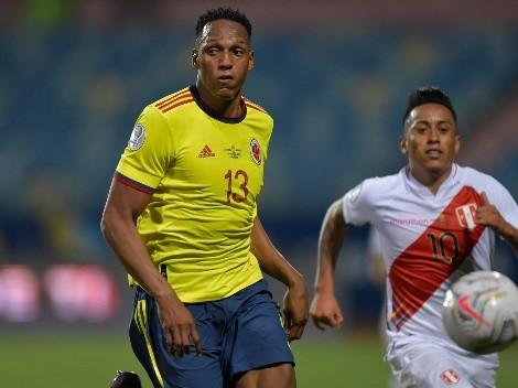 ¿Cuándo juega Perú vs Colombia por Copa América?