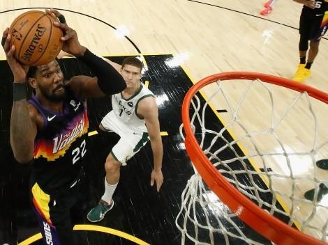Horario: los Suns quieren aumentar la ventaja ante los Bucks en la final de la NBA