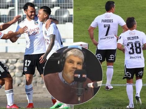 Guarello aplaude a Colo Colo: pone como factor la salida de referentes