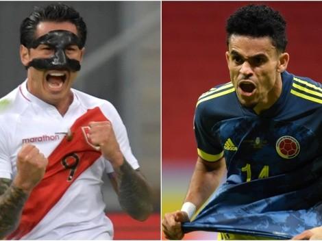 Video: ¡Golazos de lado y lado y gana Colombia!
