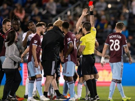 Tremendo combo de Wanchope Ábila a Diego Rubio en la MLS