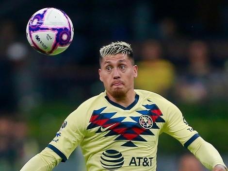 ¿Burla? América manda a Nico Castillo a la cancha a los 90'