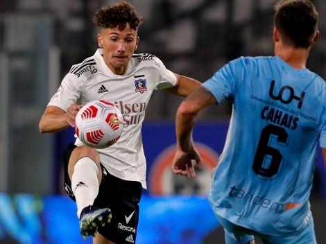 """Colo Colo suma un """"refuerzo"""" de Copa América ante Palestino"""