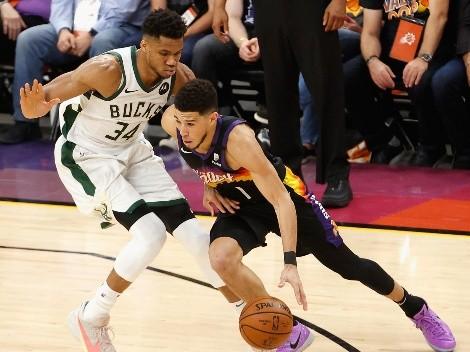 ¿A qué hora juegan Bucks y Suns por el 3° juego de las finales?