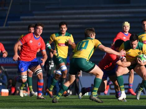 Chile logra un triunfazo ante Brasil y sueña con el Mundial de Rugby