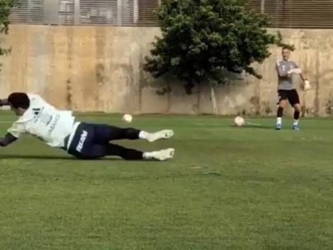 Dituro se luce en su primera práctica junto al Celta de Vigo