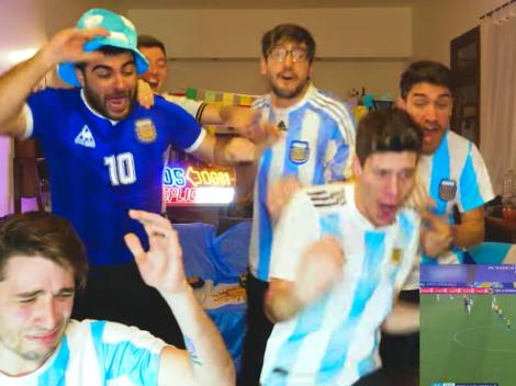 ¡Locos! Los Displicentes por fin celebran un título con Argentina