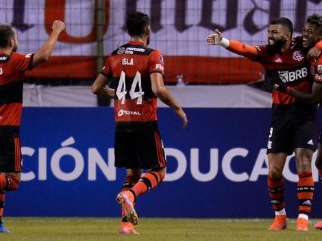 Defensa y Justicia recibe al Flamengo de Isla