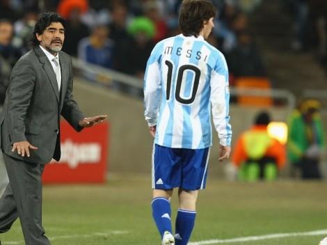 """El Matador Kempes ni ahí con Messi: """"No se compara a Maradona"""""""